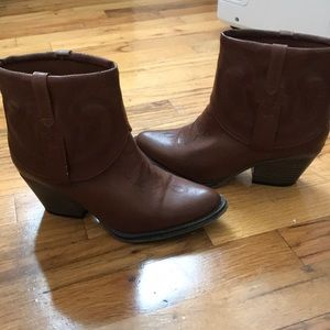MIA Cow girl boots